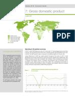 GDP Statistics 2018