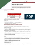 FS16 - Impôt Sur Les Sociétés (2)