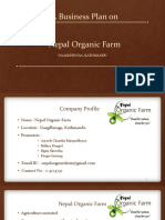 Organic Farm Nepal