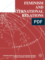 (International Political Economy Series) Sandra Whitworth (auth.)-Feminism and International Relations_ Towards a Political Economy of Gender in Interstate and Non-Governmental Institutions-Palgrave M.pdf
