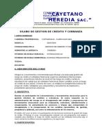 SÍLABO DE CREDITO Y COBRANZA..docx