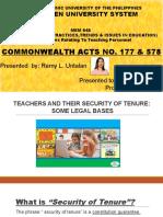 REMY L. UNTALAN_EDUC LAWS_CA 177 & 578.pptx