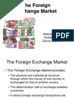 Exchange market ppt