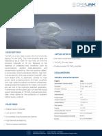 Yb CaF2 Laser Crystal