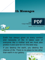 Earth Messages