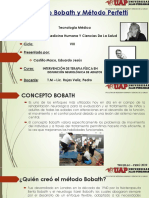Concepto Bobath y Método Perfetti