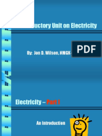 Introductory Unit on Electricity.pptx
