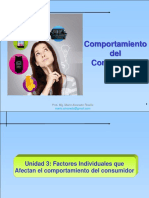 COMPORTAMIENTO CONSUMIDOR.sesion 04 Motivaciones Del Consumidor