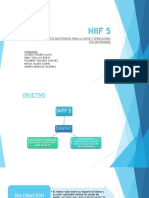 NIIF 5
