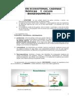 Resumen Separata Ecosistemas 2019