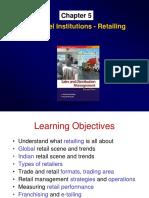 Distribution Management Chapter-5