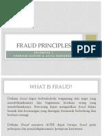 Kelompok 1 Fraud Principles