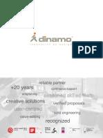 Introducing Dinamo2019 - Condensed