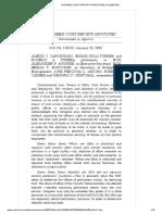 1. Canonizado vs. Aguirre