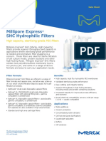 hydrophilic filter