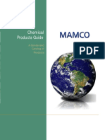 MamcoChemicals Catalog