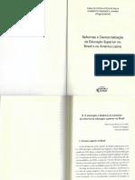 A Educação a Distância No Contexto Da Reforma Da Educação Superior No Brasil - Marcio Carvalho Et. Al.