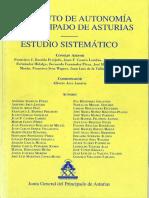 Estatuto de Autonomía del Principado de Asturias Estudio sistemático.pdf
