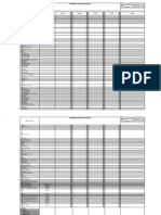 Technical Bid Evaluation Form