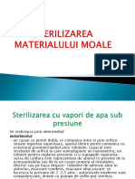 11-Pregatirea Materialului Moale Pt. Sterilizare