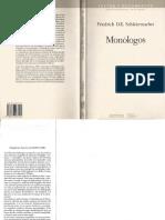 Schleiermacher Friedrich D. E. - Monólogos (completo).pdf