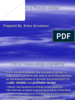 Phases of Process Design