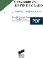 Cómo escribir un trabajo de fin de grado - Juana María González García.pdf