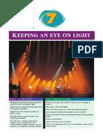 cs3ch07 - Keeping an Eye on Light