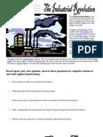 Industrial Revolution Pdns