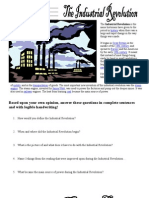 industrial revolution essay industrial revolution wealth industrial revolution pdns