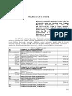 Projeto de Lei 011-2018 - Abre Crédito Adicional Esp e Supl