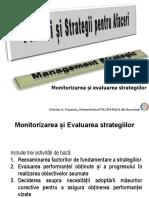 Evaluarea strategiilor
