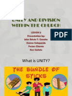 CLF Lesson 5 Report