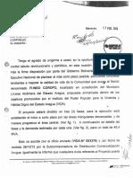 Notificacion Estimacion de Demanda Fundo Coropo