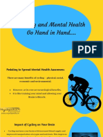 Cycling and Mental Health Awareness