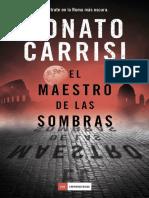 El Maestro de Las Sombras- Donato Carrisi (1)