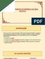 Espaço Politico-Económico Asiático
