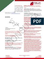 Monografia de sacarosa