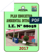 PROYECTO EDUCATIVO AMBIENTAL INTEGRADO  2017.docx