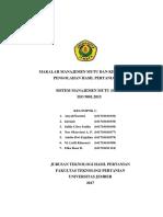 7 Prinsip Sistem Management Mutu