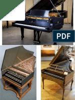 Piano History