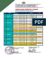 Kalender Pendidikan Sulawesi Selatan