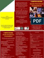 V Simpósio Nacional Educação e Protecção Face às Toxicodependência(s)