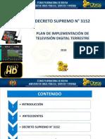 Decreto Supremo 3153 - Bolivia