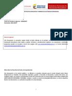 Estandar Nacional EOD
