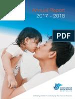 International Social Service Australia Annual Report 2017-18