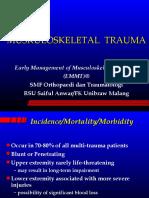 Muskuloskeletal Trauma