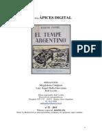 33 Ápices Digital (El Río)