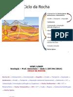 Geologia apresentação