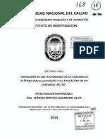 DETECCIÓN DE LOS FLAVONOIDES DE LA CÁSCARA DE.pdf